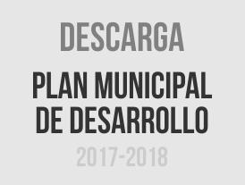 PLAN MUNICIPAL DE DESARROLLO 2017-2018